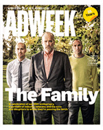 AdWeek: Family Photos: The Advertising and Media Edition